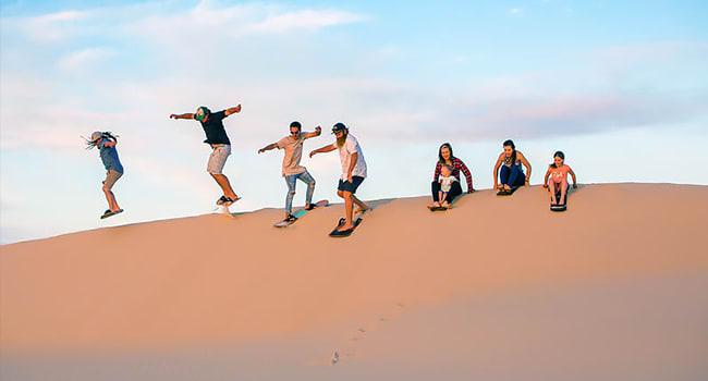Under $50 - Sandboarding, Port Stephens