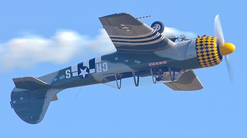 Yak-52 Aerobatic Flight, 30 Minutes - Brisbane