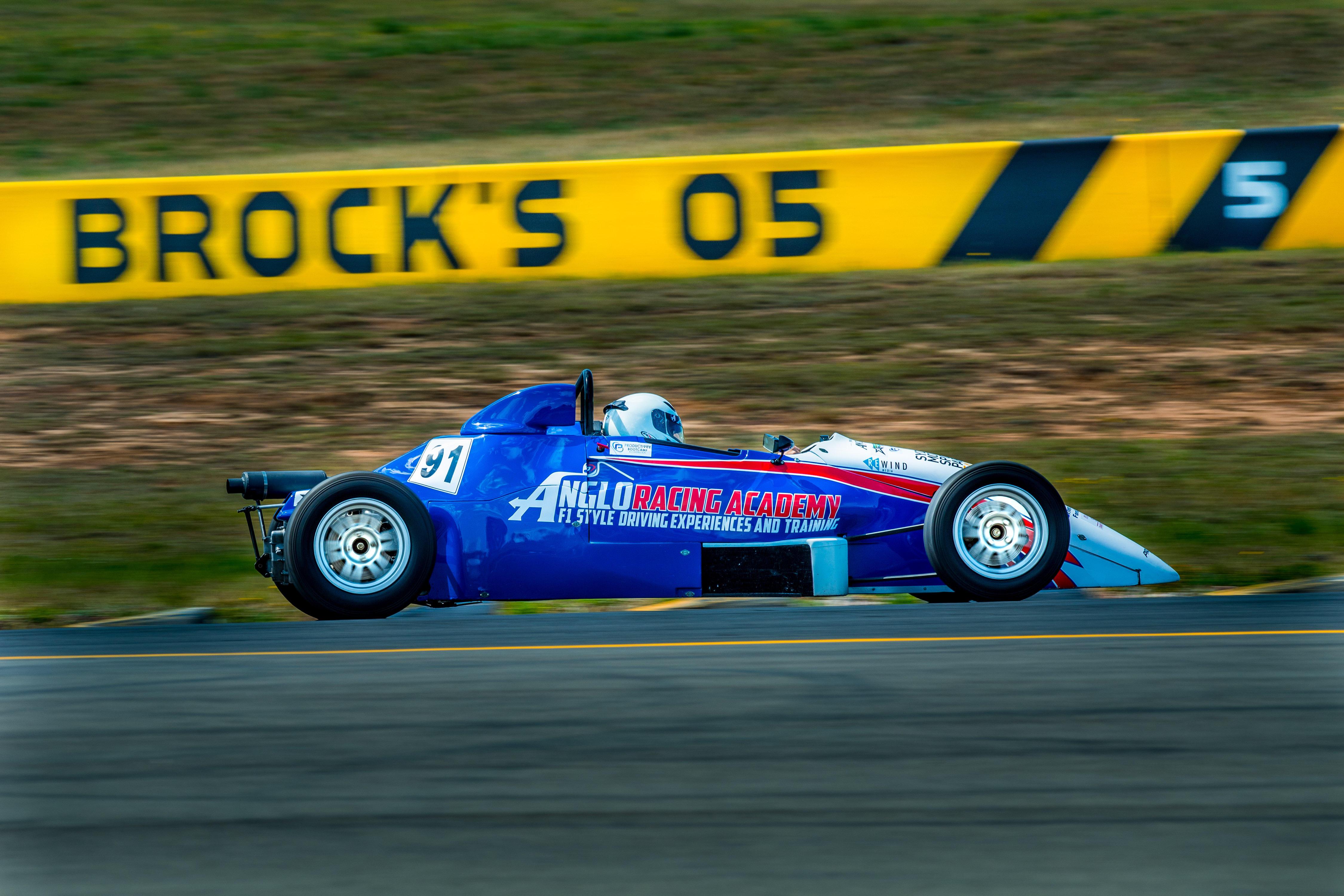 Drive an F1 Style Race Car, 24 Laps - Wakefield Park, Goulburn