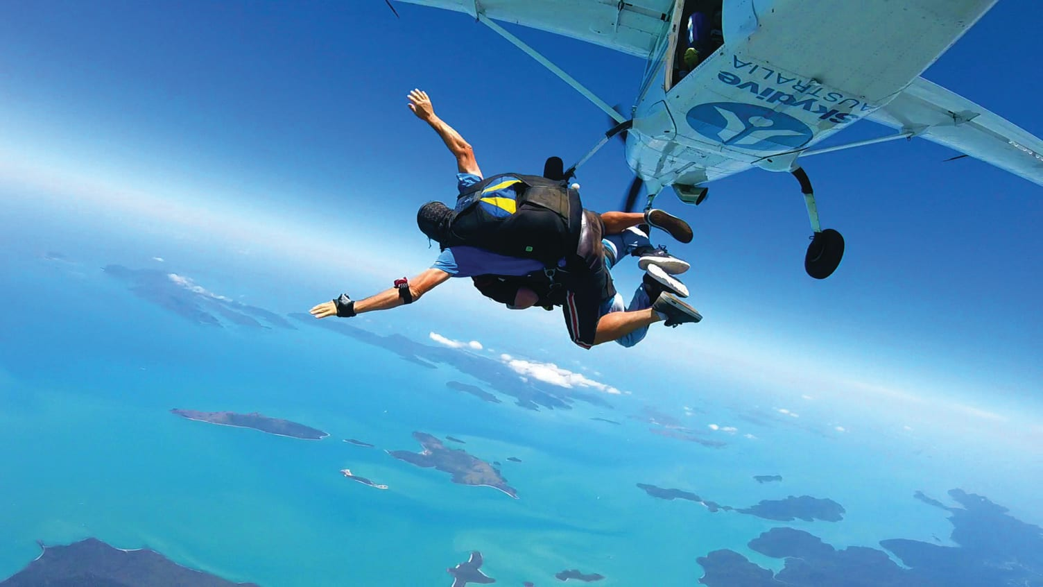 Tandem Skydive over Airlie Beach, Up To 15,000ft - Whitsundays