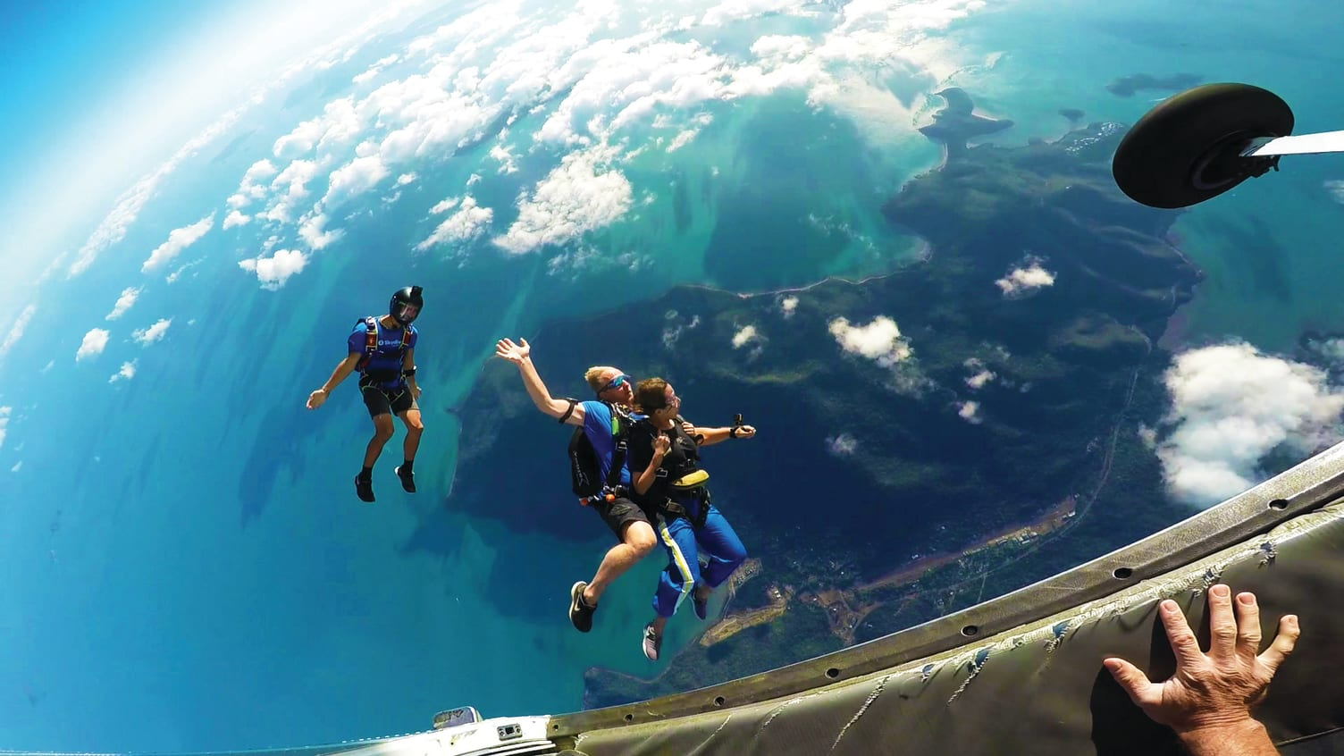 Tandem Skydive over Whitehaven Beach, Up To 15,000ft - Whitsundays