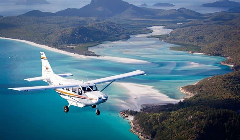 Whitsundays Scenic Flight & Jet Ski Tour - Airlie Beach