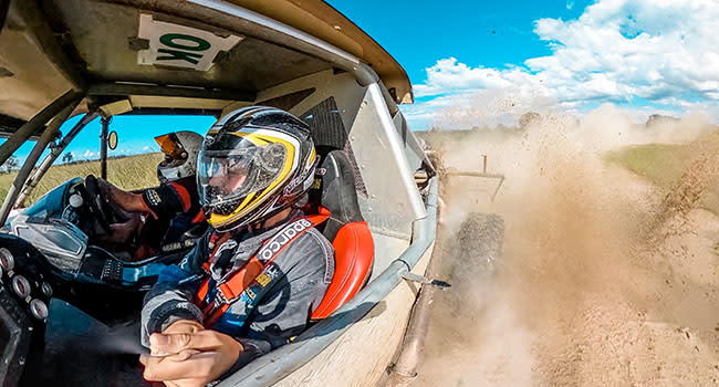 Off road racing, the Gold Coast