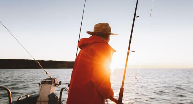 Deep sea fishing adventure, Sydney