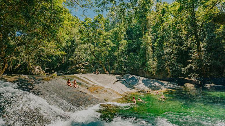 Rainforest & Waterfalls Full Day Adventure - Cairns