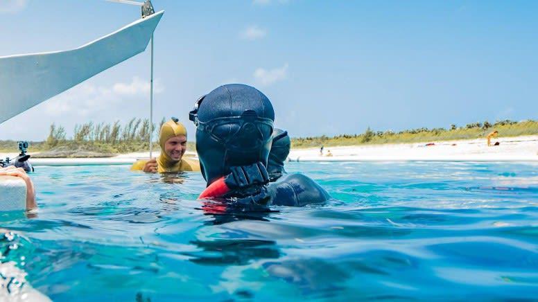 Basic Freediving Course, 1 Day - Sunshine Coast