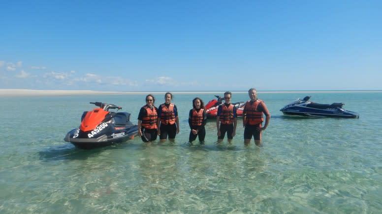 Fraser Island Guided Jetski Adventure, 4 Hours - Torquay