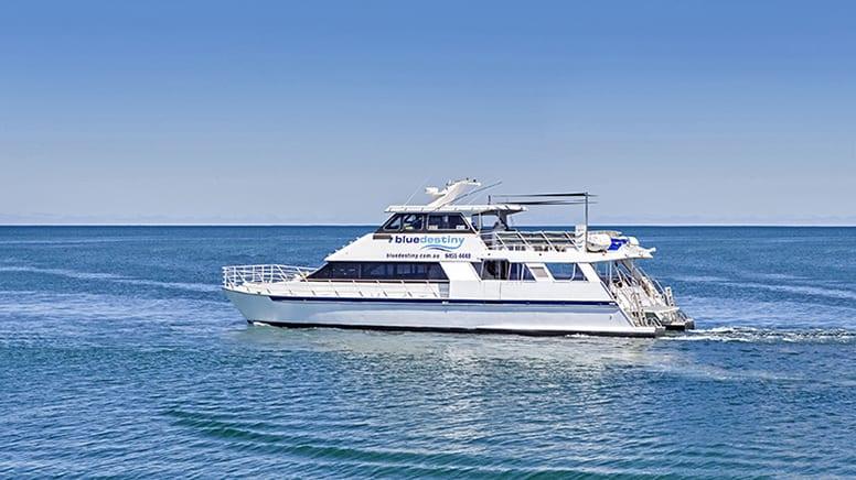 Rottnest Island Snorkel Cruise, Full Day - Departs Fremantle