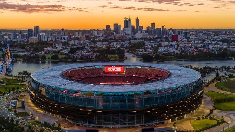 Optus Stadium HALO Twilight Climb Adventure, 2 Hours - Perth