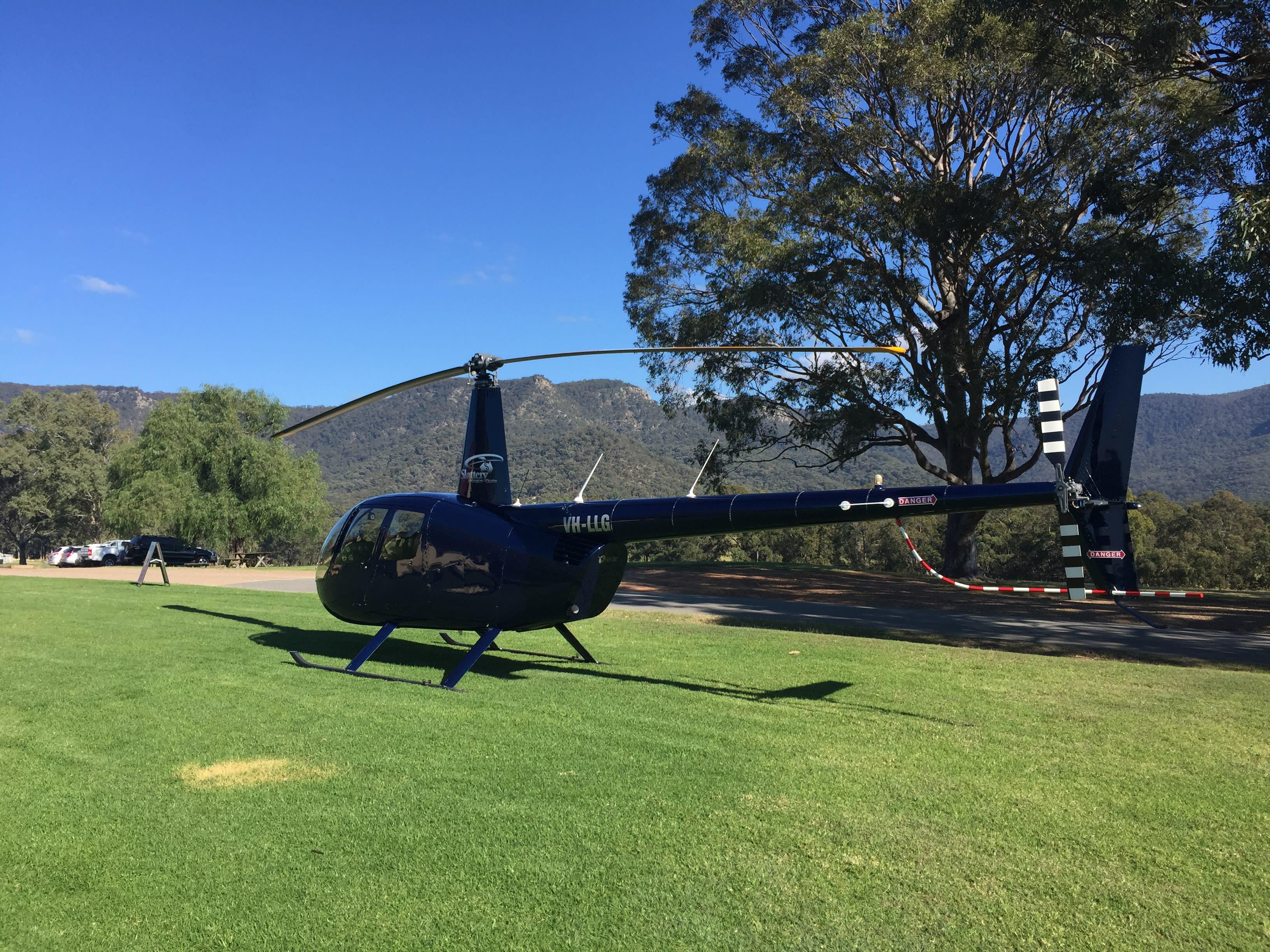 Scenic Helicopter Flight & Breakfast - Hunter Valley - For 2