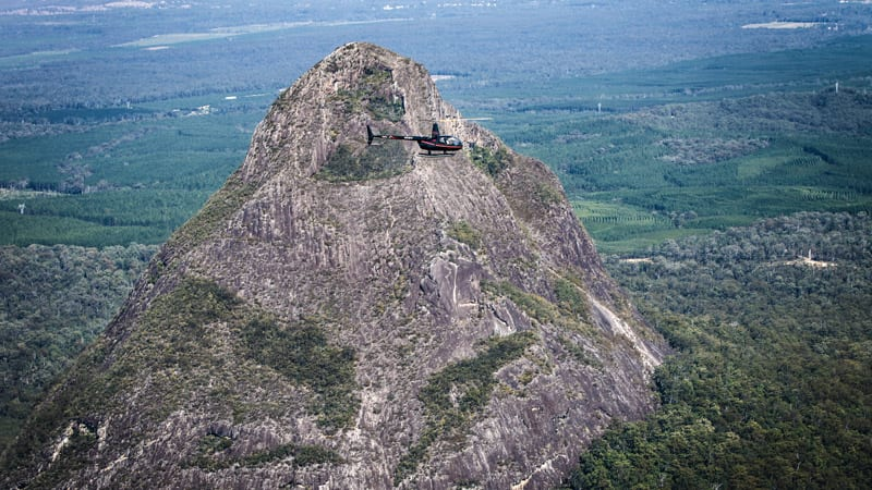 Brisbane City & Mt Coot-tha Helicopter Flight, 15-20 Minutes - For 2