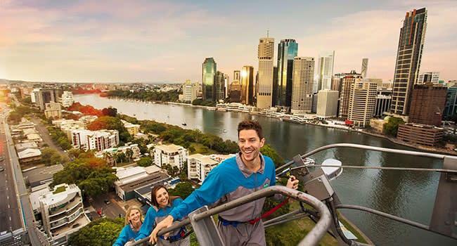 Story Bridge Climb, Brisbane