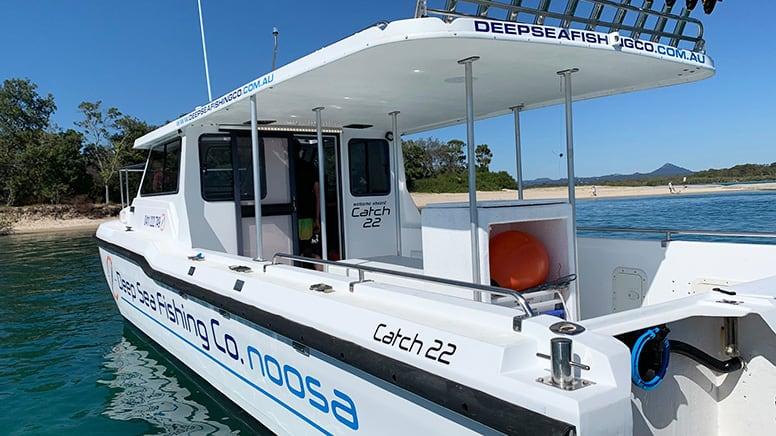 Deep Sea Fishing Charter, Full Day - Noosa