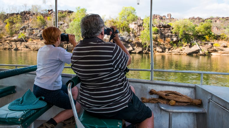 Kakadu Day Tour with Scenic Flights & Cruise - Departs Darwin