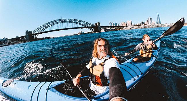 Sydney Harbour Kayak Tour, Sydney