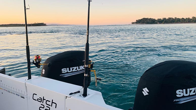 Deep Sea Fishing Charter, Half Day - Noosa
