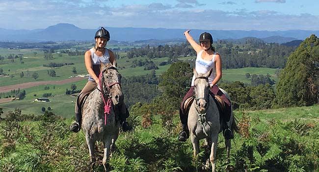 Kimberley Horse Riding, Launceston