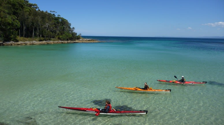 Clean Up Jervis Bay Eco Kayaking Tour, 5 Hours - Jervis Bay