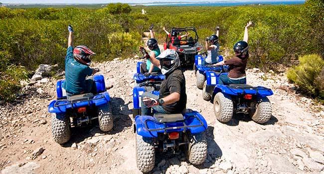 All Terrain Quad Bike Adventure, Kangaroo Island