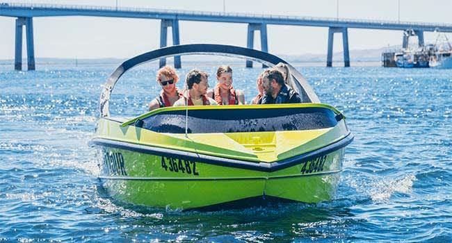 Jet Boat Tour, Phillip Island