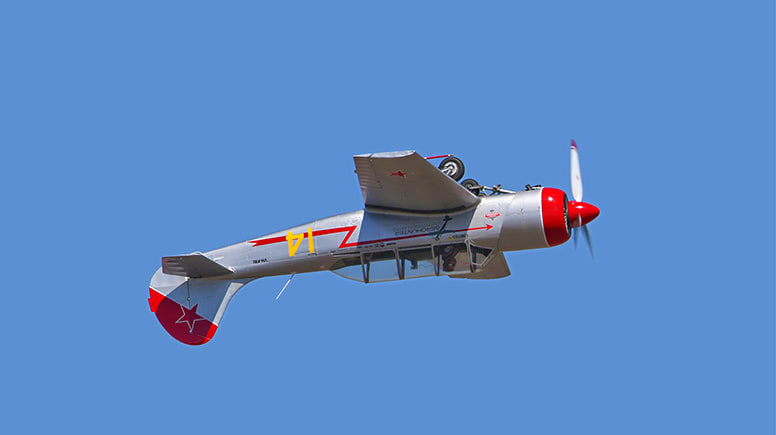 Yak 52 Extreme Aerobatic Flight, 20 Minutes - Hunter Valley