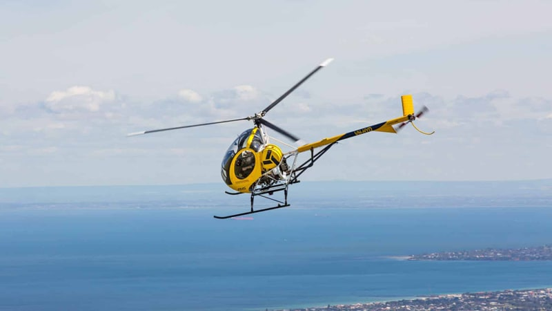 Learn To Fly A Helicopter, 30 Minute Training Flight - Melbourne