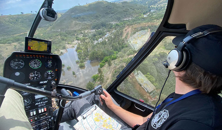 Private Helicopter Flight, 30 Minutes - Canberra - For up to 3