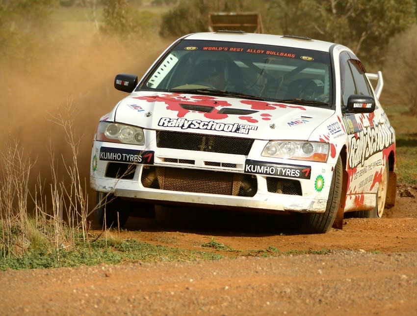 Rally Driving, 32 Lap Drive & 2 Hot Laps, Drive 2 Cars - Sydney