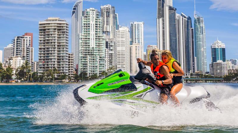 Jet Ski Broadwater Adventure, 1 Hour - Gold Coast