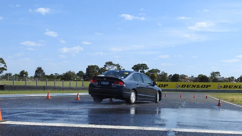 Defensive Driving Course, P-Plate & L-Plate School Holiday Special - Melbourne