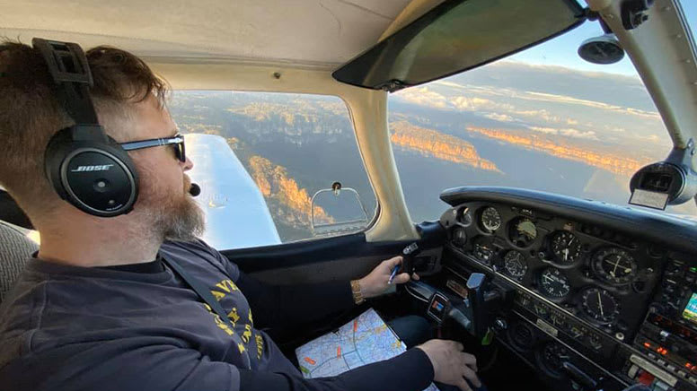 Flying Lesson With Aerobatics, 45 Minutes - Camden Airport, Sydney