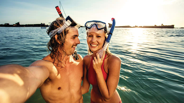 Moreton Bay Full Day Island Tour with Snorkelling - Brisbane