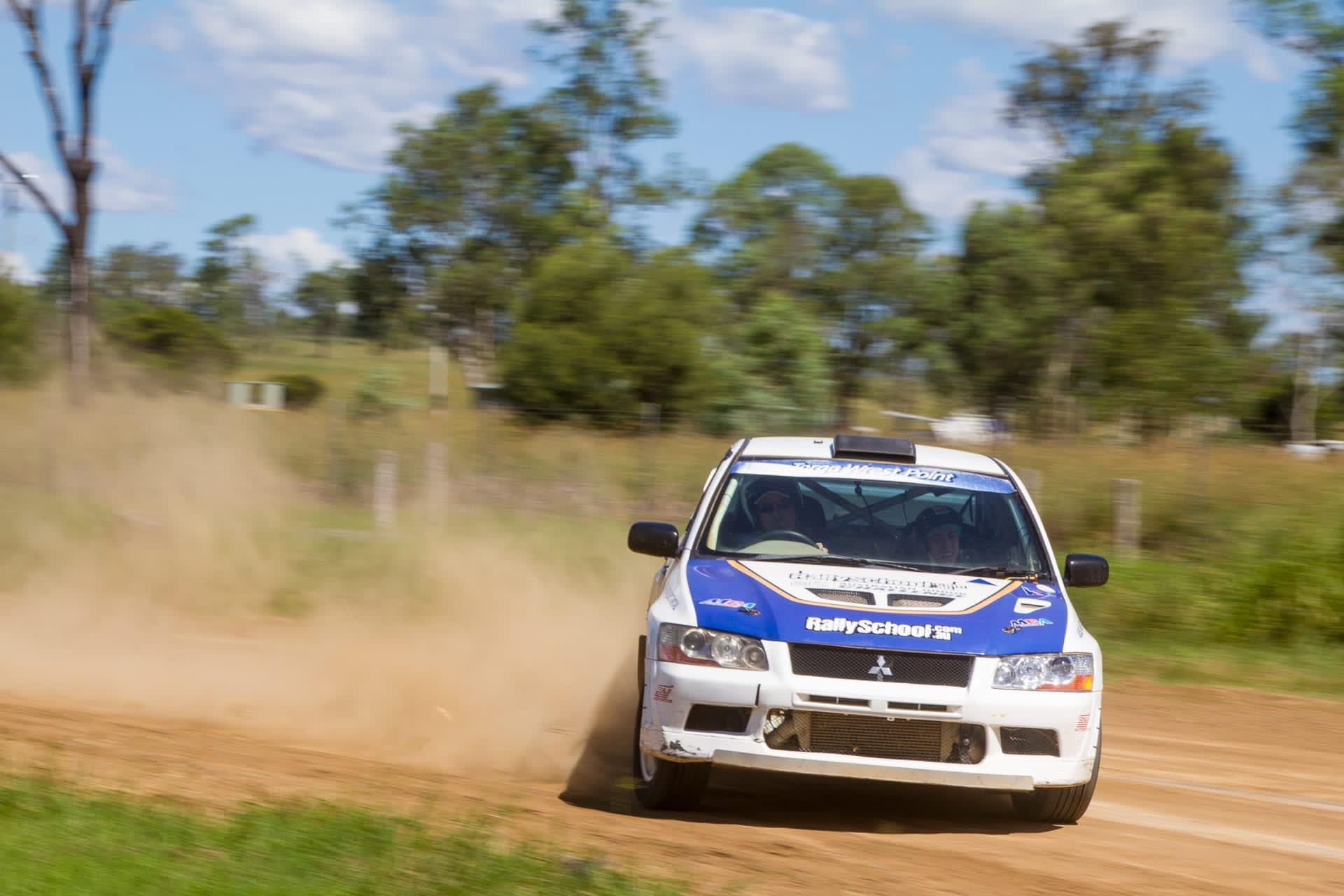 Rally Driving, 16 Lap Drive & 1 Hot Lap, Drive 2 Cars - Hunter Valley