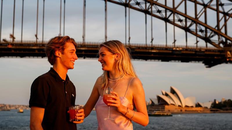 Sydney Harbour Sunset Dinner Cruise, 2 Hours - Darling Harbour