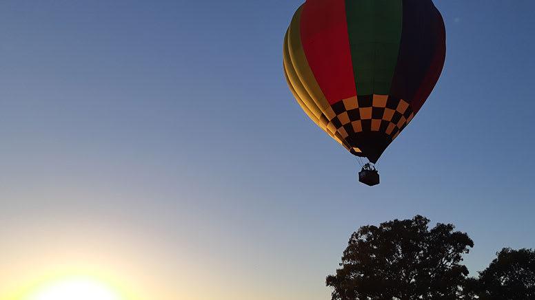Hot Air Balloon Flight - Canowindra, Orange