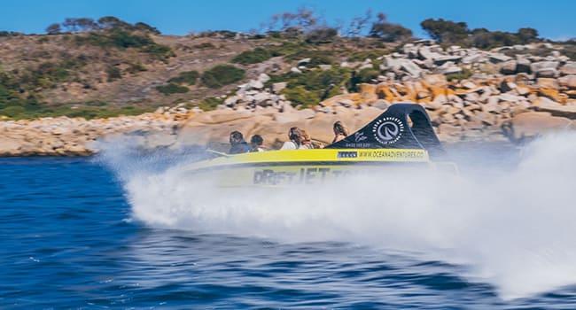 Drift Jet Boat Tour, Phillip Island