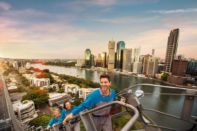 Story Bridge Adventure Climb, Twilight - Brisbane