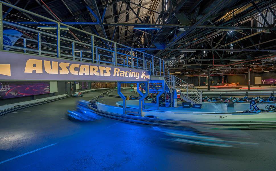 Karting for 2, 30 Lap Session - Port Melbourne