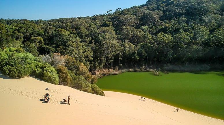 Fraser Island Lake McKenzie Overnight Hike Adventure - Hervey Bay - For 2