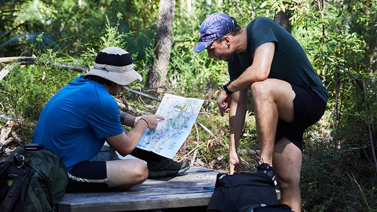 3 Day Fraser Island Southern Lakes Adventure Hike - Hervey Bay - For 2