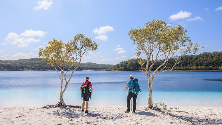 3 Day Fraser Island Coast to Coast Adventure Hike - Hervey Bay - For 2