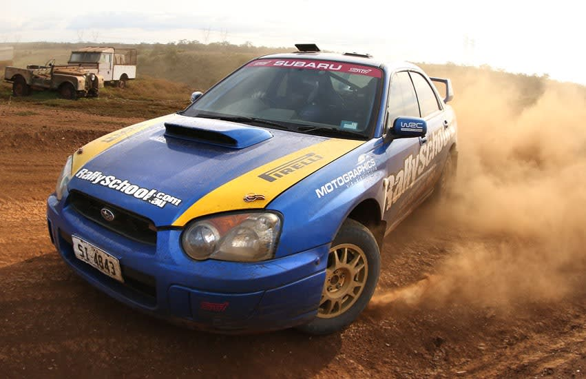 Rally Driving, 16 Lap Drive & 1 Hot Lap, Drive 2 Cars - Adelaide