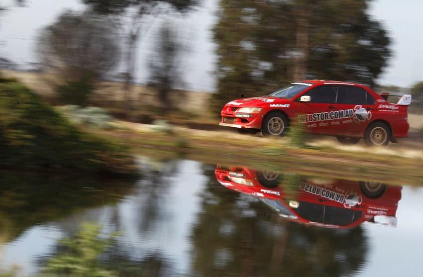 Rally Driving, 16 Lap Drive & 1 Hot Lap, Drive 2 Cars - Brisbane