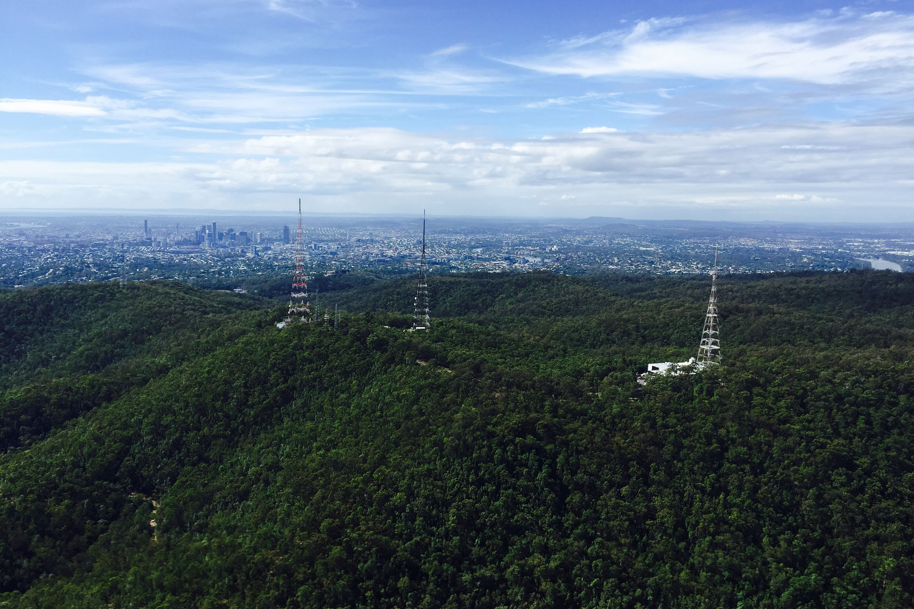Mount Coot-Tha Helicopter Flight, 8-10 Minutes - Brisbane