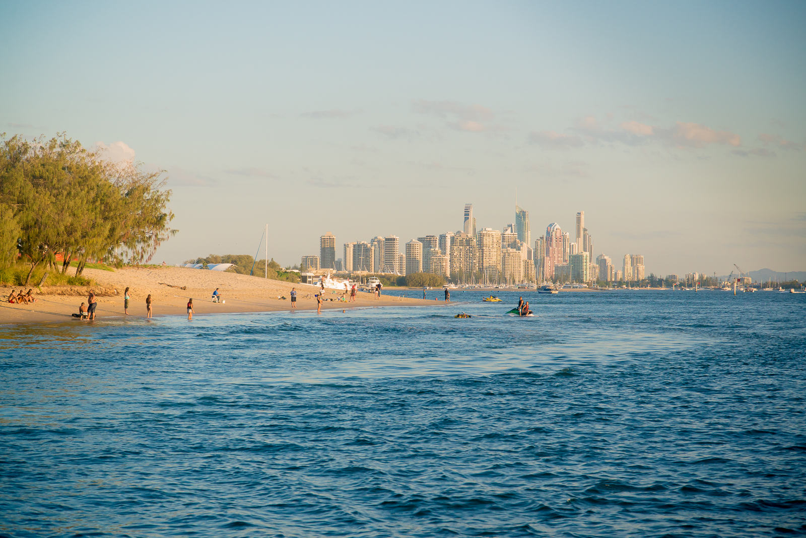 Champagne Sailing Cruise, 2 Hours - Gold Coast - For 2