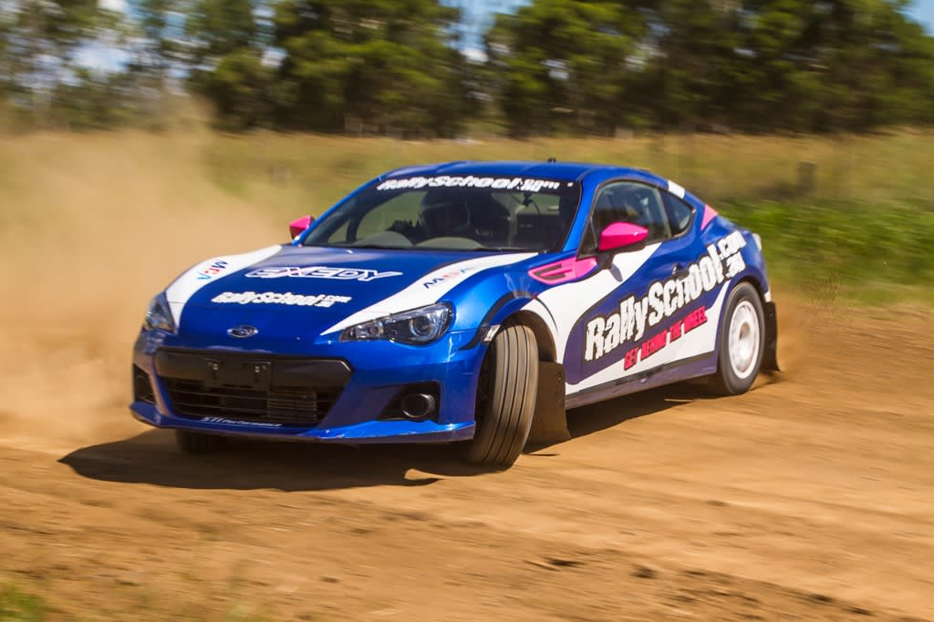 Rally Driving, 8 Lap Drive & 1 Hot Lap - Adelaide