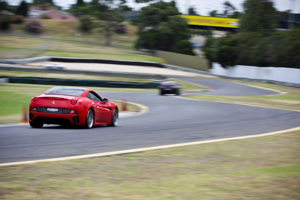 Track Driving Day in Your Own Car - Sandown Raceway, Melbourne