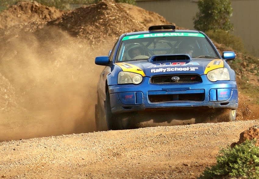 Rally Driving, 8 Lap Drive & 1 Hot Lap - Perth