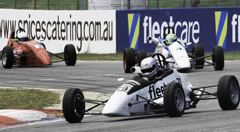 Formula Ford Race Car Drive, 24 Laps - Perth