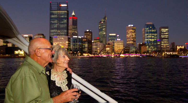 Swan River Dinner Cruise, 3 Hours - Perth